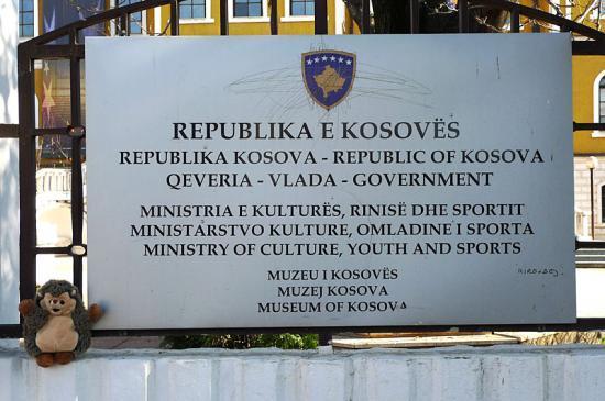 Au Kosovo